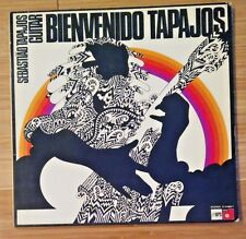 Sebastião Tapajos - Bienvenido Tapajos (21 21683-7) 1973 Latin/Jazz 33rpm LP