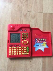 Pokemon Pokedex Tiger Electronics