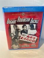 Key Largo Blu-Ray Humphrey Bogart Lauren Bacall Brand New Sealed