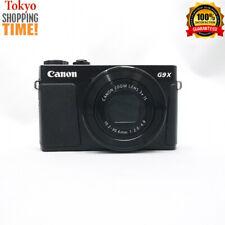 Canon PowerShot G9 X Compact Digital Camera NEAR MINT FREE SHIPPING from Japan