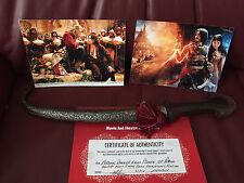 Prince of Persia - PROP - Persian Dagger - With COA