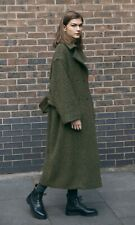 Kalamata boucle wool oversized heavy winter coat by Ganni Size XL (UK16-18)