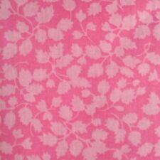 Liberty Tana Lawn Cotton Fabric 'Glenjade' Col F Pink Print SAMPLE PIECE