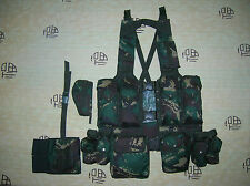 07's series China PLA Special Forces Digital Camo Combat Tactical Vest,Set