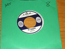 "INSTRUMENTAL 45 RPM - THE TORNADOES - LONDON 9614 - ""THE ICE CREAM MAN"""
