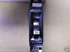 Federal Pacific NE NE113020 1 pole 20 amp breaker