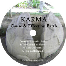 CD MP3 KARMA CAUSE & EFFECT Spiritual Teachings from The Council of Elders
