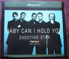 Boyzone Baby Can I Hold You Absolutely Excellent Condition CD Single