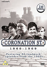 CORONATION STREET - 1960 TO 1969 - DVD - REGION 2 UK