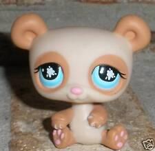 Littlest Pet Shop Nutmeg camping PANDA BEAR 925