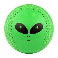 Alien Neon Green Baseball
