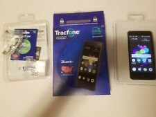 ZTE Blade T2 Z559DL TracFone Wireless Used Once  ACTIVATED w/ Minutes Airtime