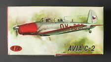 KP Models Avia C-2 1/72 scale plastic model aircraft WW2 kit