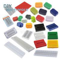 Solderless Breadboard 25/55/170/270/400/700/830  Available Test Develop DIY US