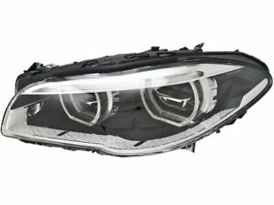 For 2013-2016 BMW 535i xDrive Headlight Assembly Left Hella 72569NZ 2014 2015