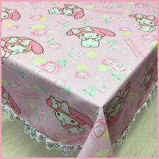 My Melody Table Cover Cloth Sheet Kawaii Cute Party BBQ Wedding Sanrio Japan F/S