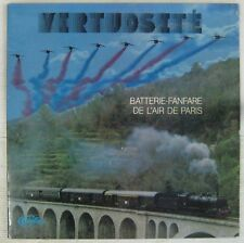 Batterie-Fanfare de l'Air de Paris 33 tours Virtuosité