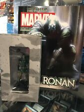 Eaglemoss The Classic Marvel Figurine Collection Ronan