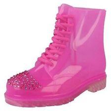 Calzado de mujer de color principal rosa sintético talla 37