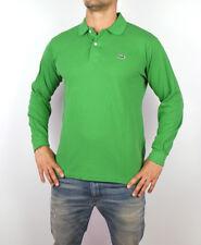 Lacoste Herren / Men Polo Strick Pullover grün Größe 4 / M
