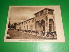 Cartolina Fogneto - Certaldo ( Firenze ) - Villa Roti Michelozzi 1940 ca