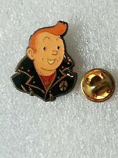 Pin's Pins Tintin et Milou bd Hergé comic strip Coinderoux 41 lombard 84 europe