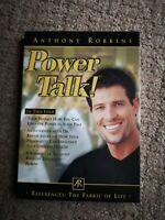 Anthony Robbins - Power Talk! Raising Your Standard... - Anthony Robbins CD QALN