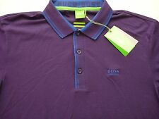 HUGO BOSS GREEN LABEL MEN'S POLO SHIRT, SZ- L, SLIM FIT, NEW WITH TAG