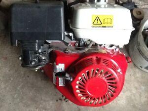 Honda GX390. 13 HP petrol engine