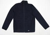 All Terrain Mens Size L Fleece Black Jacket