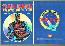 DAN DARE n°2 ¤ PILOTE DU FUTUR ¤ 1982 DYNAMISME