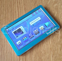 "NEW BLUE 32GB 4.3"" TOUCH SCREEN MP5 MP4 MP3 PLAYER DIRECT PLAY VIDEO + TV OUT"
