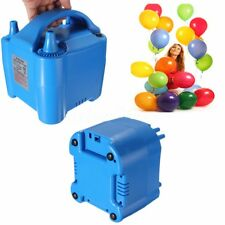 Portable 680W Air Blower Electric Ballon Inflator Pump Two Nozzle High Power