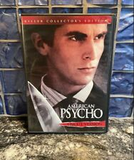 American Psycho Dvd (Uncut Version) (Killer Collector's Edition) Christian Bale