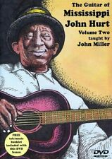 GUITAR OF MISSISSIPPI JOHN HURT VOLUME 2 [DVD][Region 2]