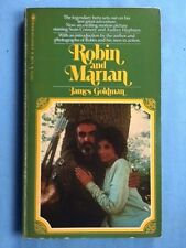 ROBIN AND MARIAN - FIRST EDITION SIGNED BY ACTORS IAN HOLM & RICHARD HARRIS