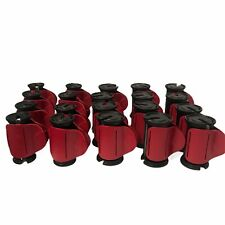 Remington Hot Rollers Complete 20 Replacement Rollers & Clips H-9096 Disinfected