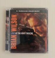 Brian Wilson - Live At The Roxy Theatre DVD AUDIO 5.1 surround