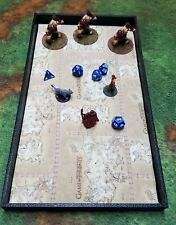 Game Of Thrones Map Dice Tray, Gaming Tray