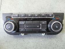 VOLKSWAGEN GOLF HEATER/AC CONTROLS GEN 6, CLIMATE CONTROL, WITH SEAT WARMER, 02/