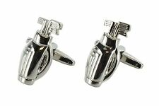 Michelsons of London Golf bolsas y clubes Cufflinks
