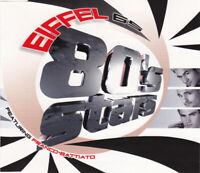 CD SINGLE Eiffel 65 Featuring Franco Battiato ‎80's Stars WEA ‎0927424102