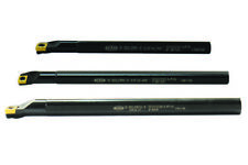 Shars 3pcs Sclcr Indexable Boring Bar Set 516 38 58 3 Inserts 70 Off P