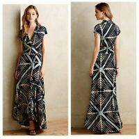 Anthropologie Maeve Desert Star Maxi Dress - Size XS X Small