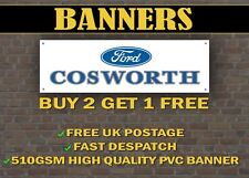 FORD Cosworth Banner for Garage / Shop / Promotional Item Custom Banners!