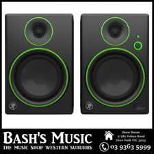 Mackie CR5BT Studio Monitor Pair with Bluetooth 5 Inch Speakers