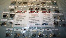1964 - 1966 Ford Thunderbird Interior Screw Kit ( 185 pieces )