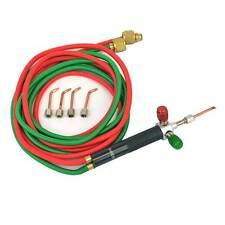 Hardin Mini Gas Welding Torch Kit with Hoses & Tips Hardin-LT-100 - HD-LT-100