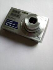 Sony Cyber -shot DSC -W510 12,1MP 4x Optical Zoom 2,7inch LCD Silver Battery Cit