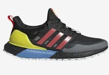 Adidas Ultraboost All Terrain Trail Pack Primeknit Mens Running Shoes Black Red